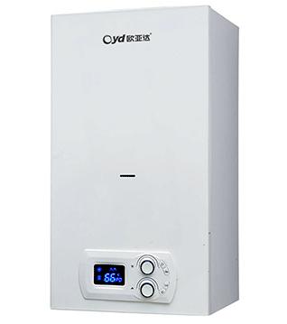 冷凝壁挂炉是具有高热值冷凝技术的壁挂炉