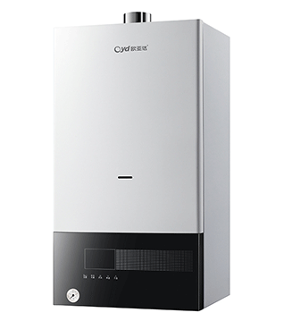 天然气供暖热水炉是一种装在墙壁上